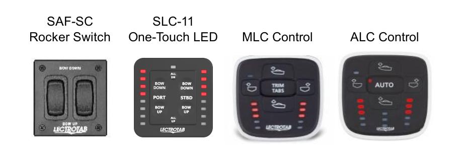 trim tab controls