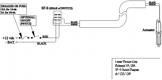 wiringDiagramSFSsingle wiring diagram flat rocker switch (saf s, saf ns, sf s series trim tab switch wiring diagram at soozxer.org