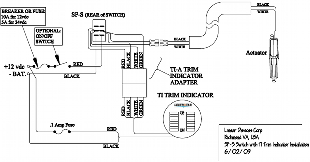 sf-s ti8 wire diagram